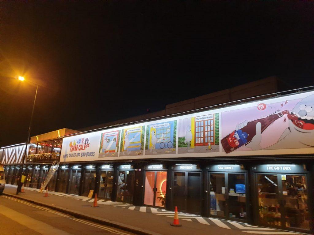 Karma Boxpark Shoreditch Banner